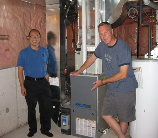 High Efficiency Furnaces Service