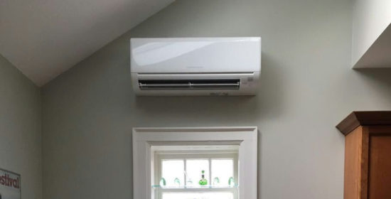 ductless-air-conditioners-consist-of-two-components