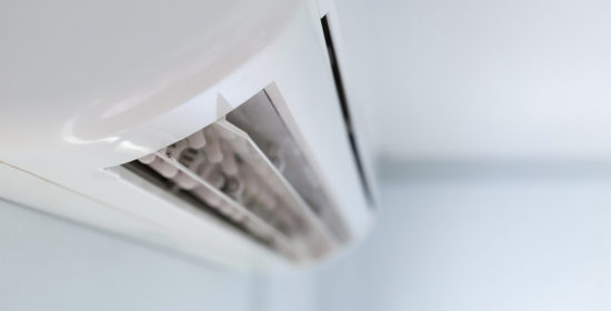 Ductless air conditioning works faster