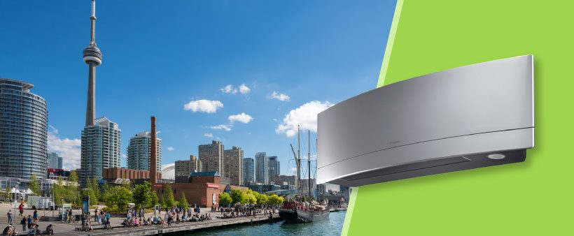 Toronto Ductless Air Conditioners